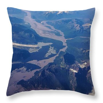 Beyond And Beyond Throw Pillow