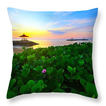 Beyond Beauty  Throw Pillow