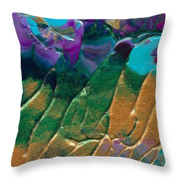 Beyond Dreams Throw Pillow