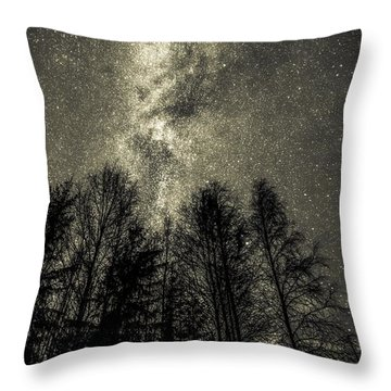 Beyond Eternity Throw Pillow