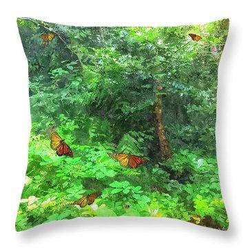 Beyond Narnia Throw Pillow