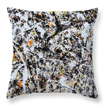 Beyond This Place Throw Pillow