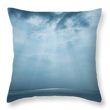 Beyond Throw Pillow