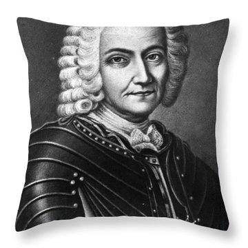 Bienville Throw Pillow