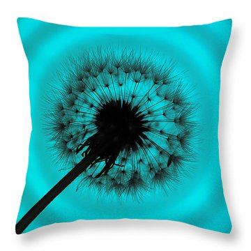 Big Dreams Little Wishes Throw Pillow