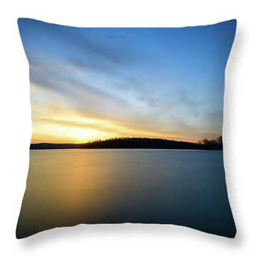 Big Island Throw Pillow