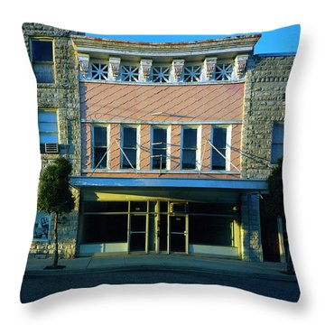 Big Pink, Corinth Throw Pillow