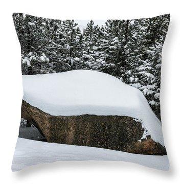 Big Rock - 0623 Throw Pillow