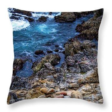 Big Sur #1 Throw Pillow