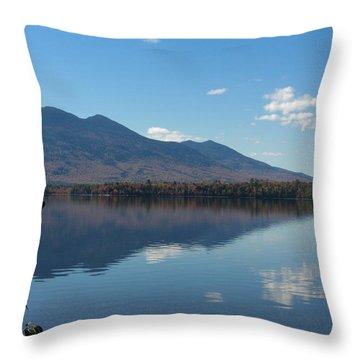 Bigelow Mt View Throw Pillow