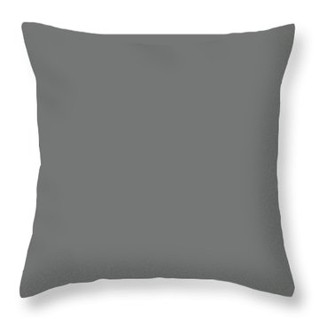 Biggie Smalls Throw Pillow by Richard Day