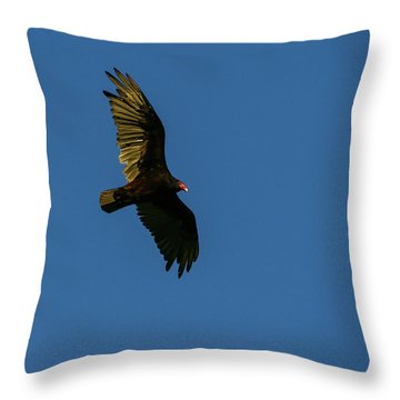 Bil-1 Throw Pillow