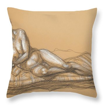 Bill Reclining Throw Pillow