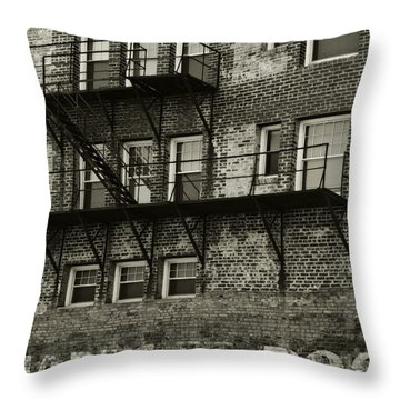 Billiards And Pool Throw Pillow