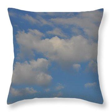 Billow Throw Pillow