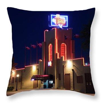 Billy Bob's Texas 33017 Throw Pillow