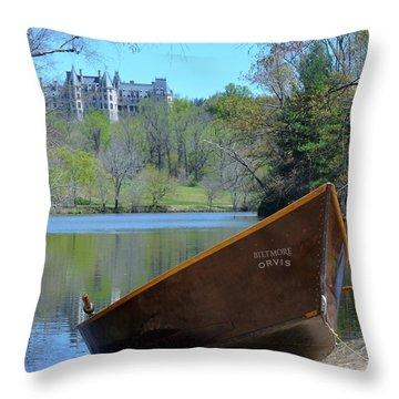 Biltmore Throw Pillow