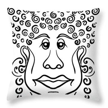 Binta Throw Pillow