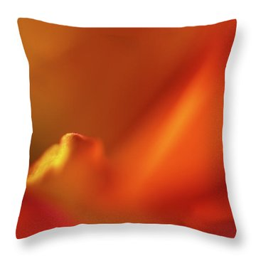 Bird In A Mum Throw Pillow