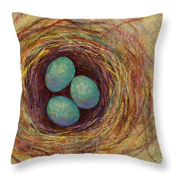 Nest Throw Pillows