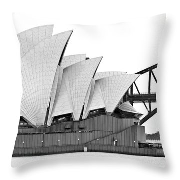 Daylight Throw Pillows