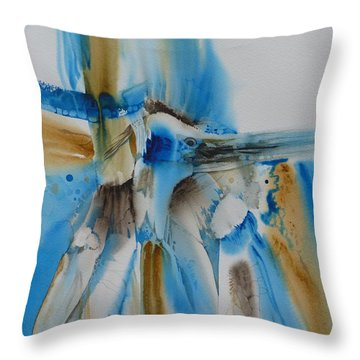 Bird's Of A Feather Throw Pillow