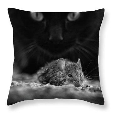 Mouse Throw Pillows