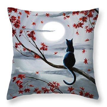 Zen Throw Pillows