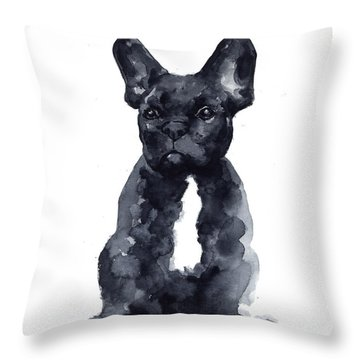 Dogs Throw Pillows