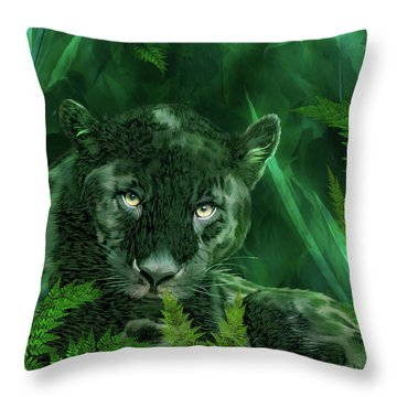 Black Panther - Spirit Of Rebirth Throw Pillow