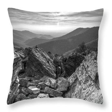 Shenandoah Throw Pillows