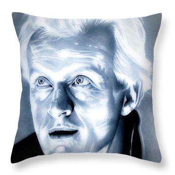 Blade Runner Roy Batty Throw Pillow