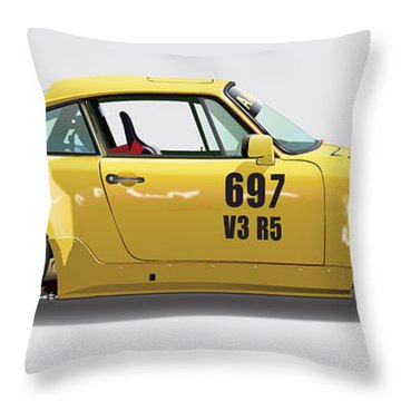 Blake Troester Throw Pillow