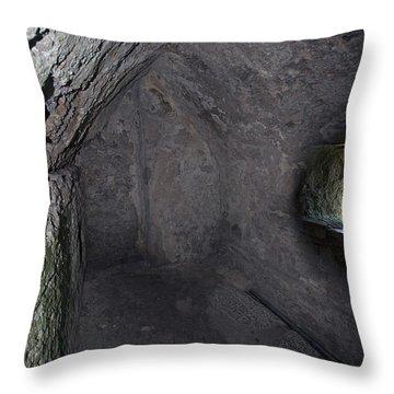 Blarney Castle Bedroom Throw Pillow