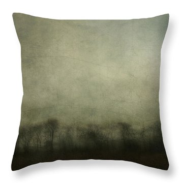 Bleak 2 Throw Pillow