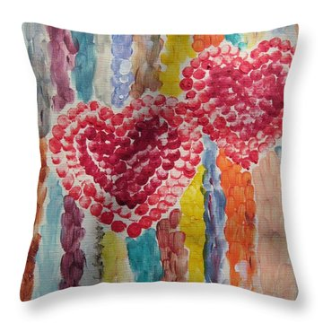 Bliss Throw Pillow