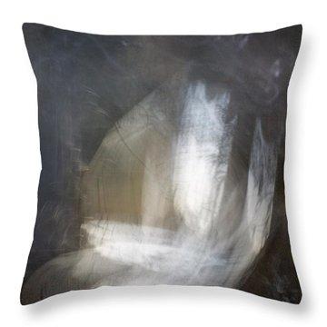Blissfultrio Throw Pillow