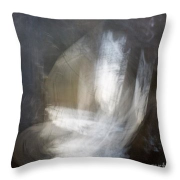 Blissfultrio Throw Pillow
