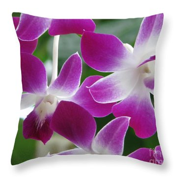 Blithe Throw Pillow