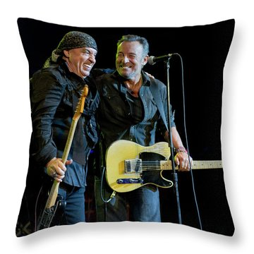Blood Brothers Throw Pillow