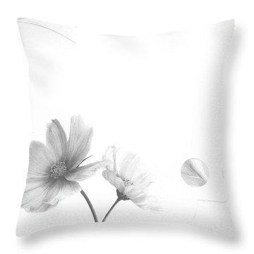 Bloom No. 2 Throw Pillow