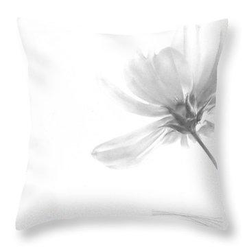 Bloom No. 5 Throw Pillow