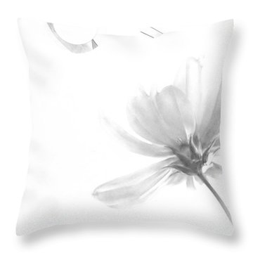 Bloom No. 5 Throw Pillow