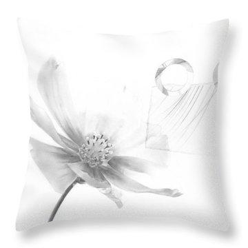 Bloom No. 6 Throw Pillow