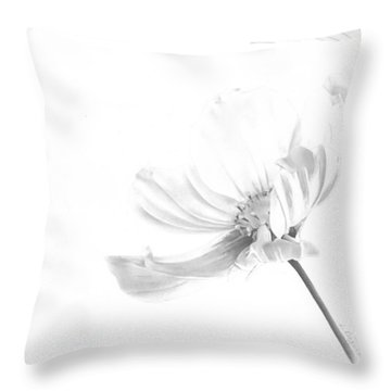 Bloom No. 8 Throw Pillow