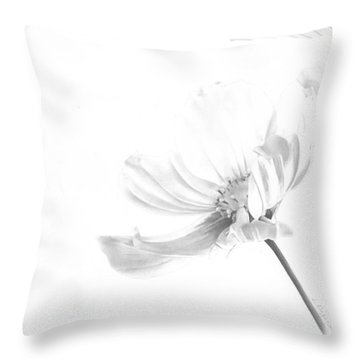 Bloom No. 7 Throw Pillow