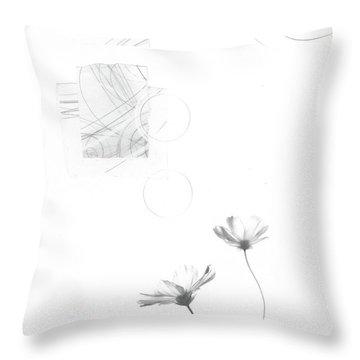 Bloom No. 9 Throw Pillow