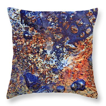 Throw Pillow featuring the photograph Blown Away by Sami Tiainen