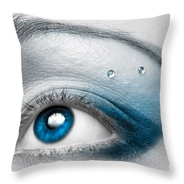 Bright Colours Throw Pillows