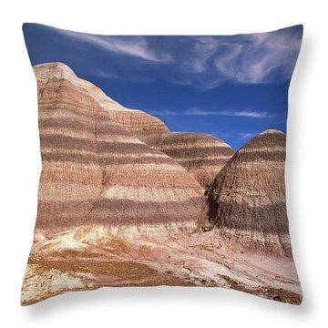 Blue Mesa Arizona Throw Pillow